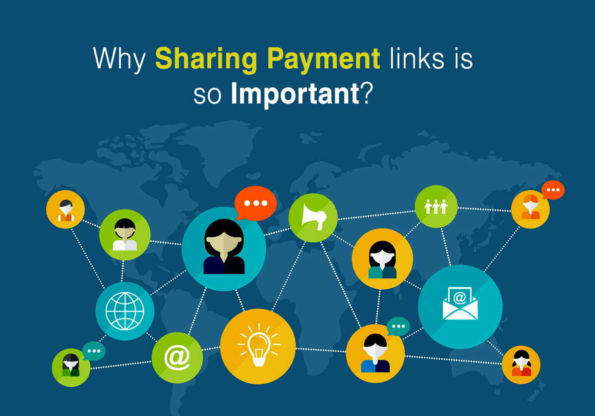 Why sharing payment links is so important ?