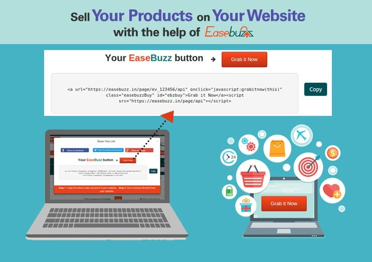 Easebuzz Buy Now Button