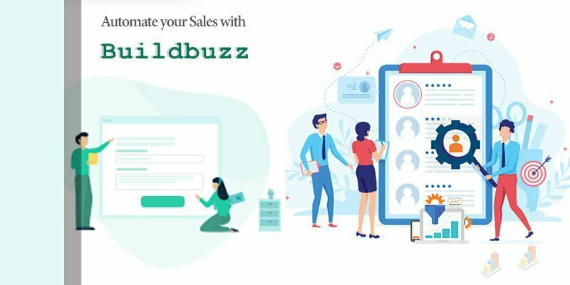Sales process Automation with Buildbuzz