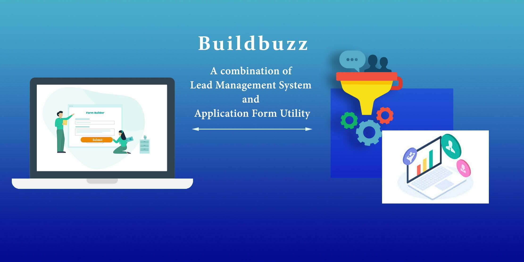 Buildbuzz – A suite for end to end lead management
